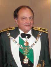 Carlos Gereda de Borbon Marquis de Almazan