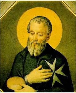 Gérard de Martigues zakladateľ rádu Johanitov Reorganizátor špitálu sv. Lazara v Jeruzaleme