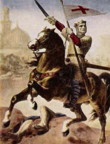 Gottfried z Bouillon, prvý kresťanský vládca Jeruzalema