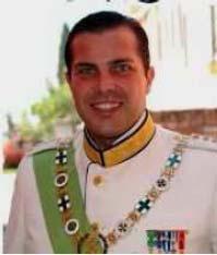 Karol Philippe de Bourbon d'Orléans vojvoda z Anjou
