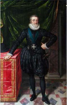 Kráľ Henrich IV.