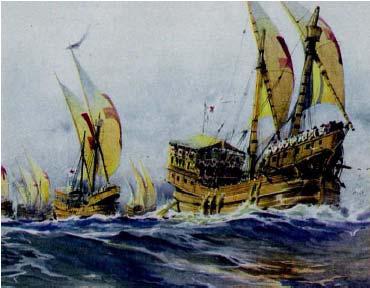 Križiacke lode sa používali nielen na prepravu rytierov do Orientu, ale aj na zaistenie Stredozemného mora