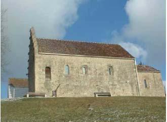 Lazariánsky kostol v Gfenn